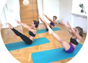 personal cardio pilates-round