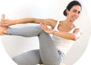 personal pilates gyro-round